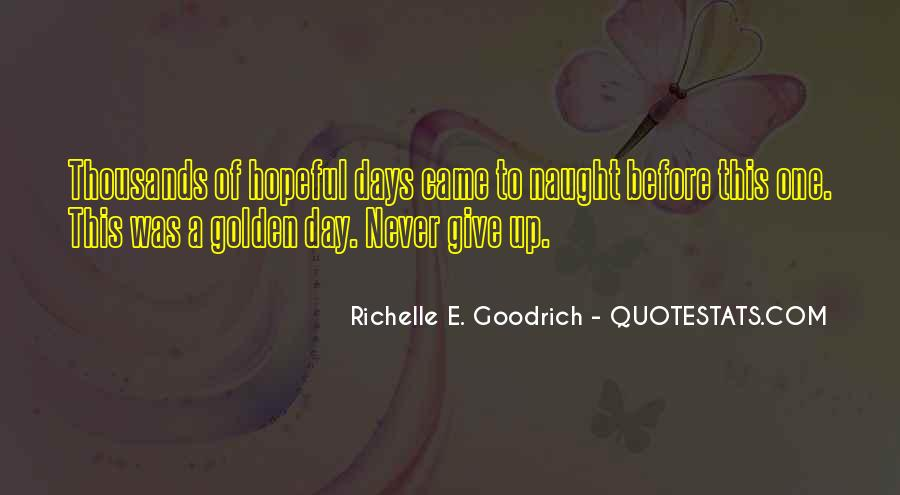 Try Before You Give Up Quotes #156922