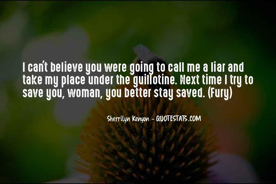 Trying To Be A Better Woman Quotes #770703