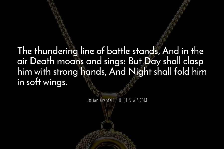 Trying To Keep Strong Quotes #14358