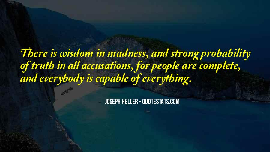 Trying To Keep Strong Quotes #16223