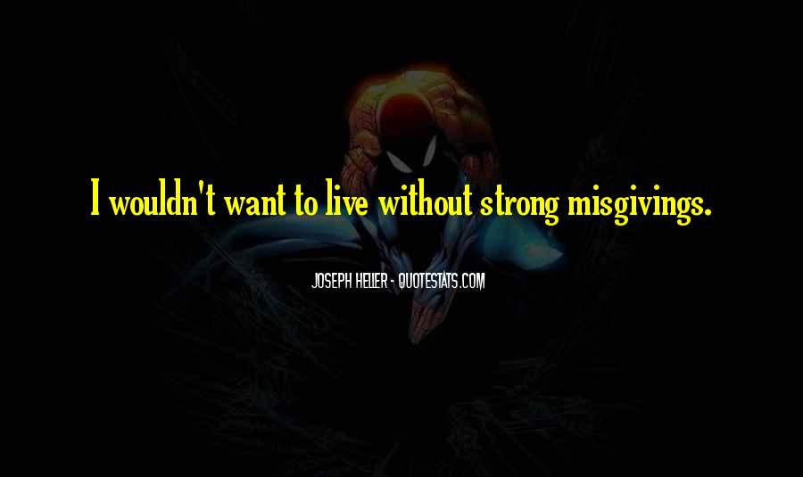 Trying To Keep Strong Quotes #2363