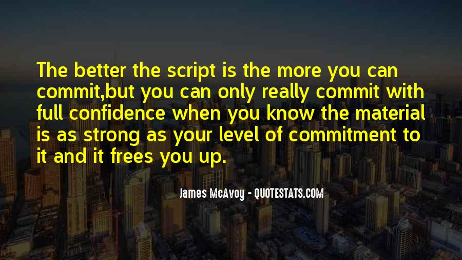 Trying To Keep Strong Quotes #3357