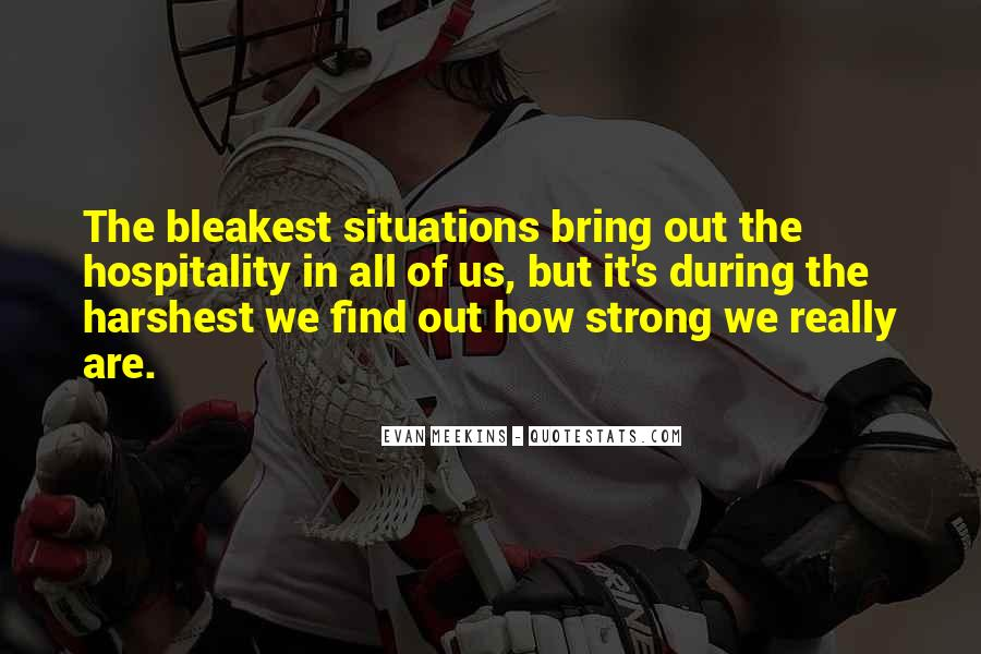 Trying To Keep Strong Quotes #4657