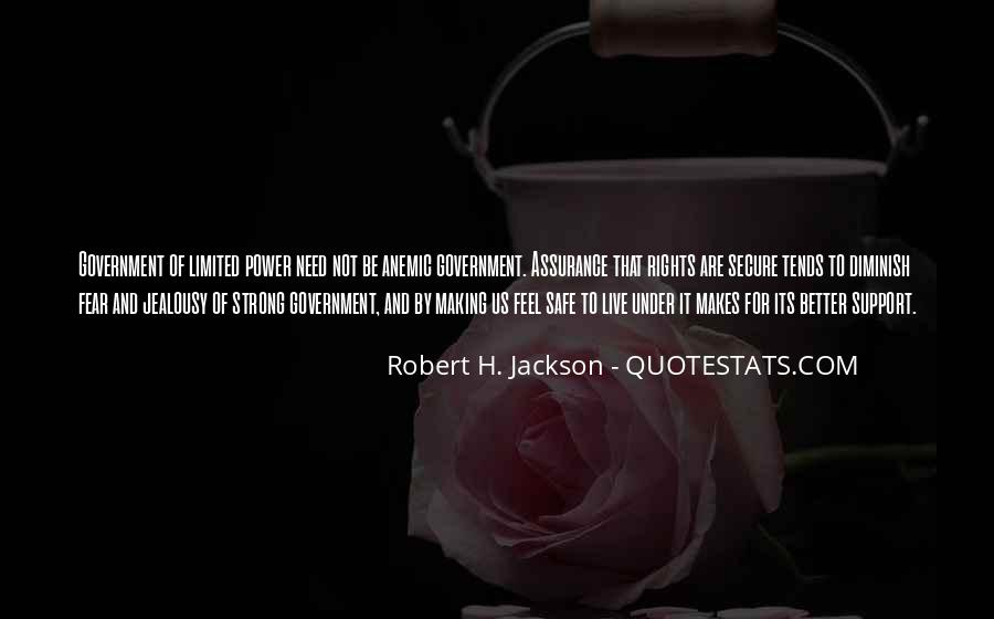 Trying To Keep Strong Quotes #4960