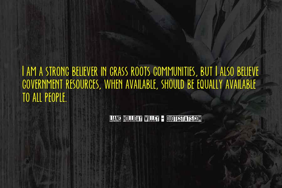 Trying To Keep Strong Quotes #81