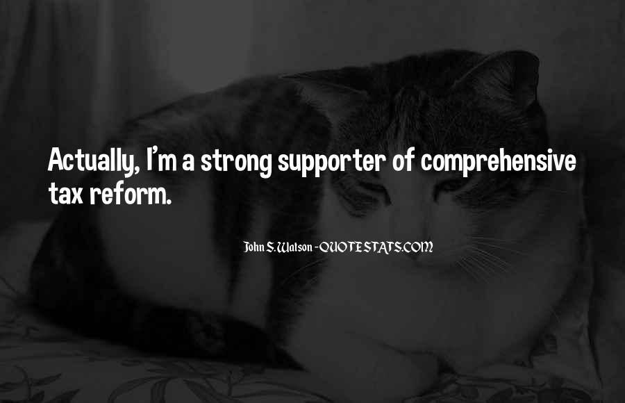 Trying To Keep Strong Quotes #9230