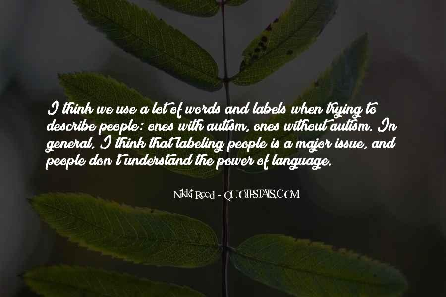 Trying To Understand Others Quotes #65325