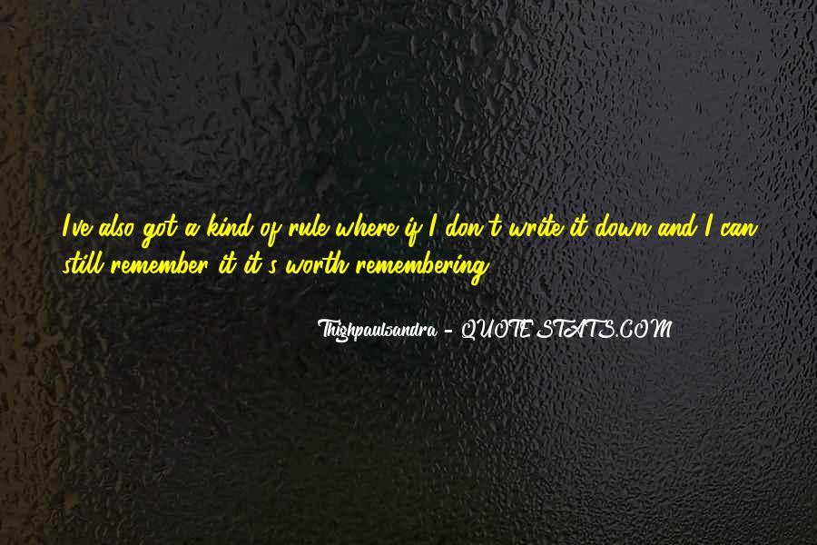 Tsm Formal Quotes #1859218