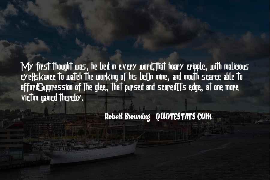 Tsotsi Athol Fugard Quotes #126284