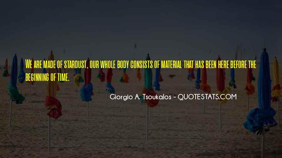 Tsoukalos Quotes #11596