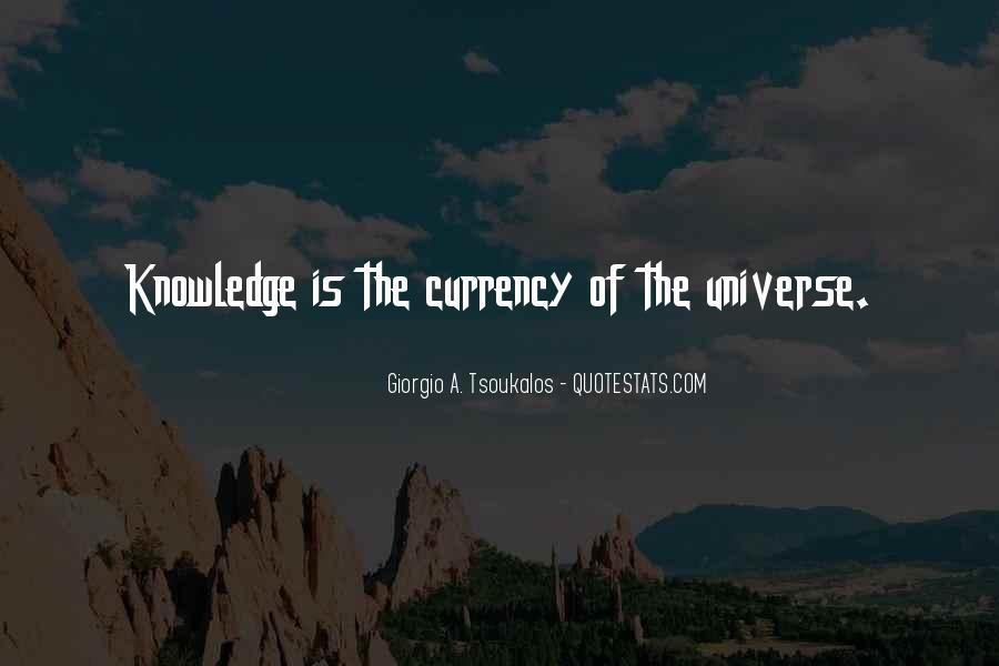 Tsoukalos Quotes #497321