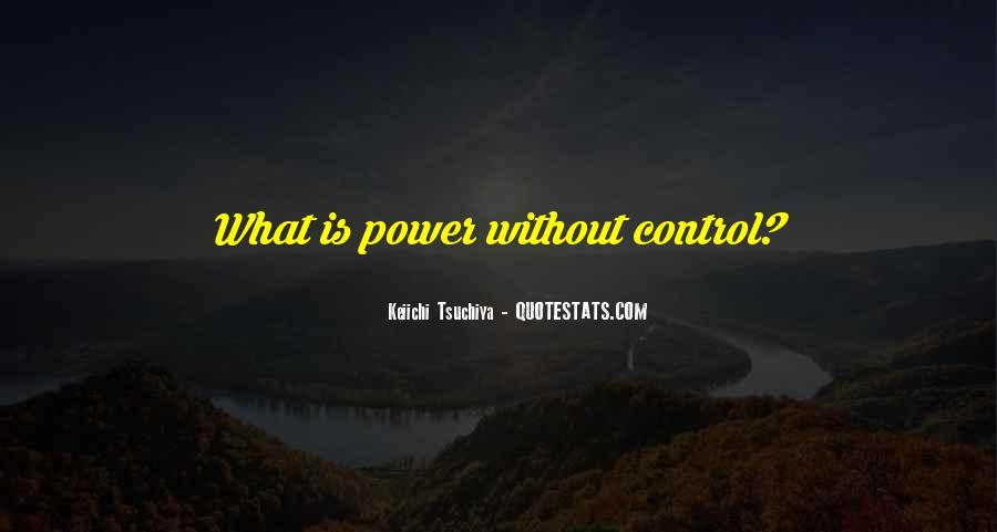 Tsuchiya Quotes #1659785