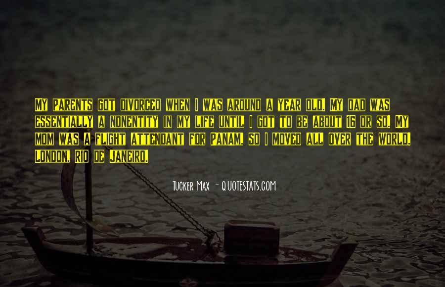 Tucker Max Life Quotes #1025060