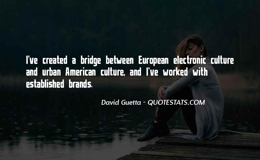 Quotes About David Guetta #1792497