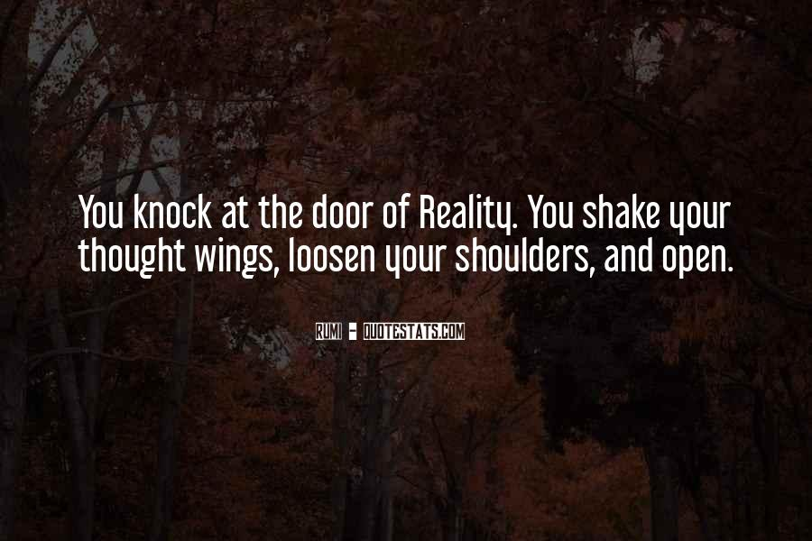 Quotes About The Doors #11988