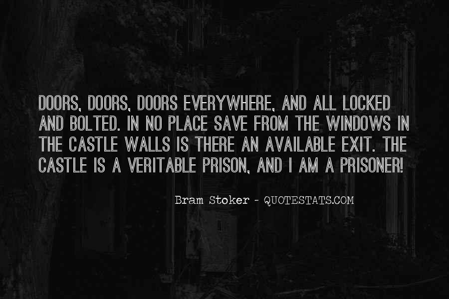 Quotes About The Doors #21118