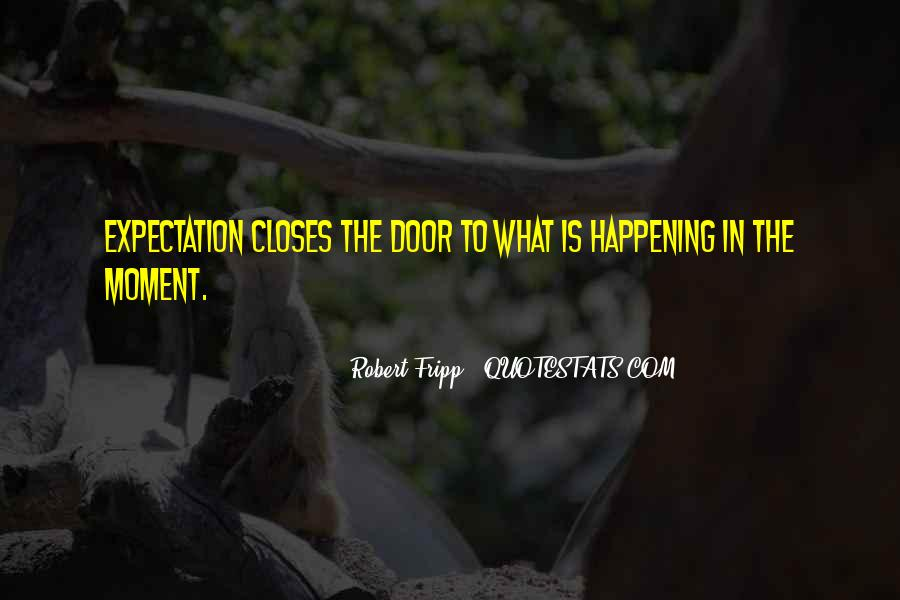 Quotes About The Doors #26939