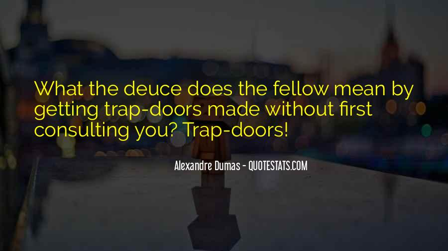 Quotes About The Doors #44221