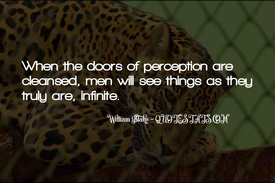 Quotes About The Doors #52840