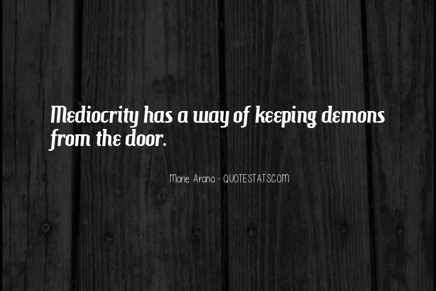 Quotes About The Doors #55944