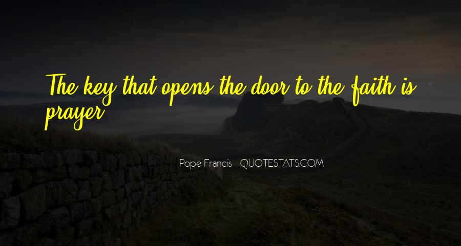 Quotes About The Doors #57587