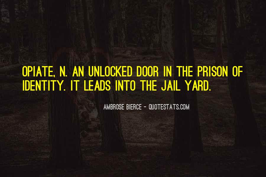 Quotes About The Doors #67201