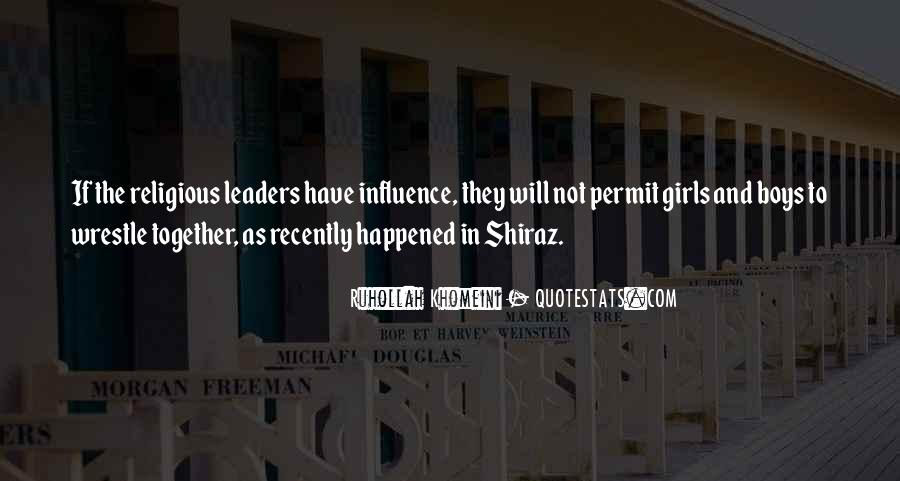 Quotes About Shiraz #1526271