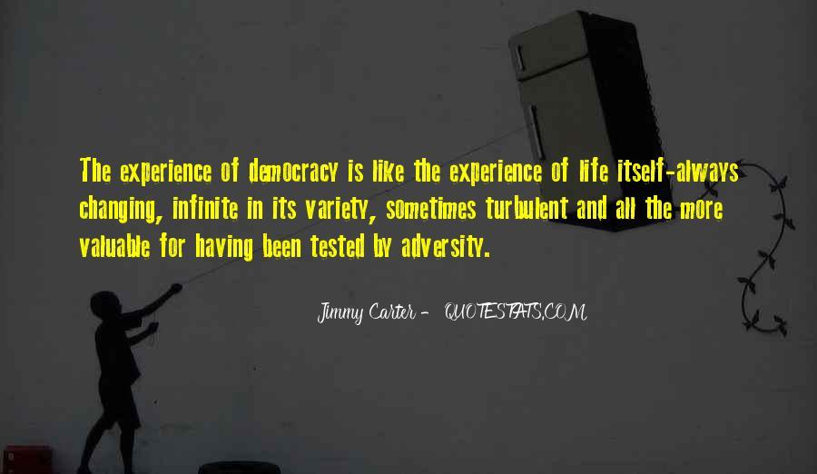Turbulent Life Quotes #524093