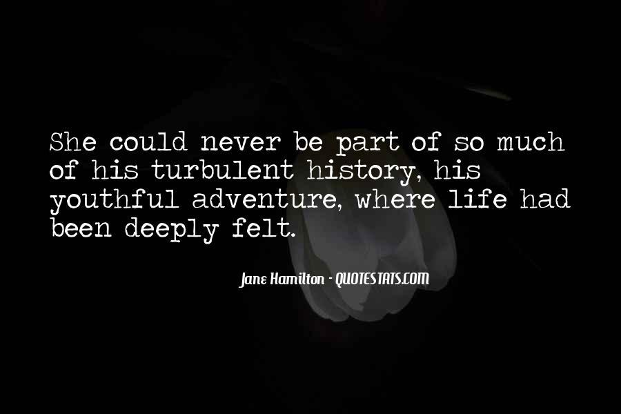 Turbulent Life Quotes #635740