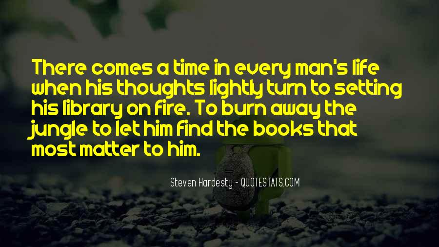 Turn Him On Quotes #1312420