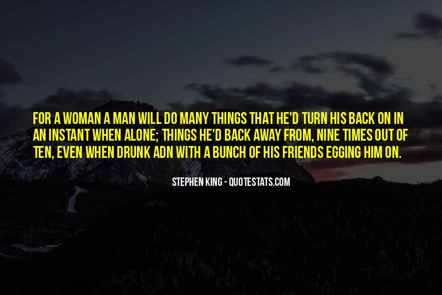 Turn Him On Quotes #1645112