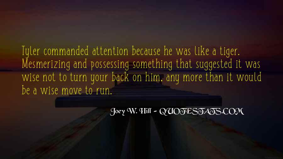 Turn Him On Quotes #33090