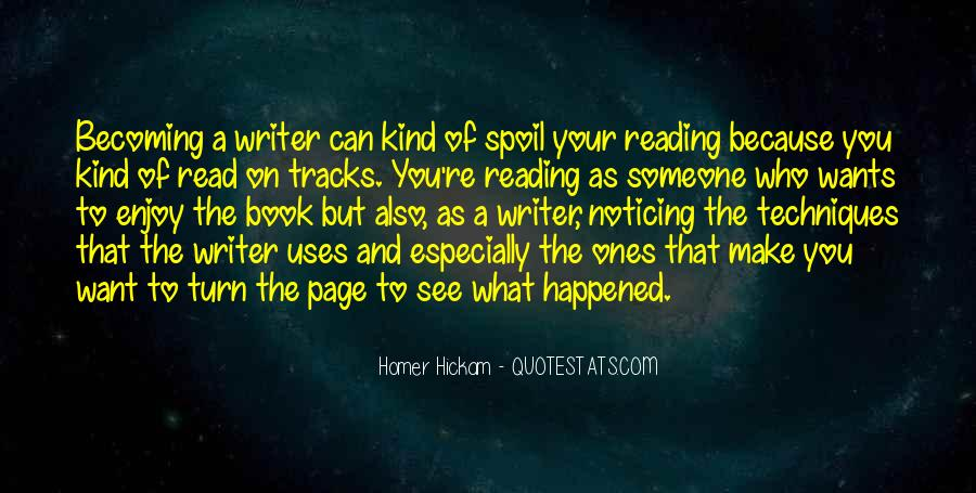 Turn The Page Quotes #1020479