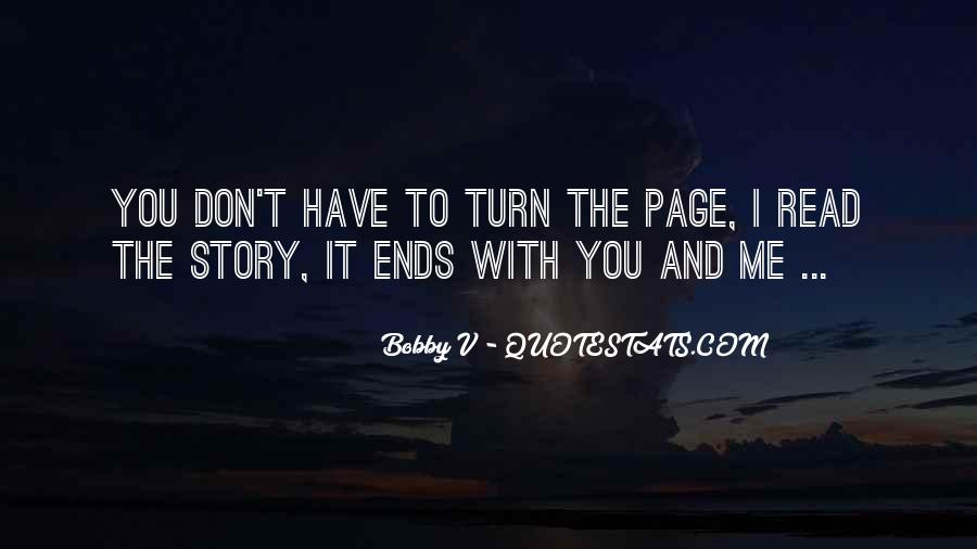 Turn The Page Quotes #1165740