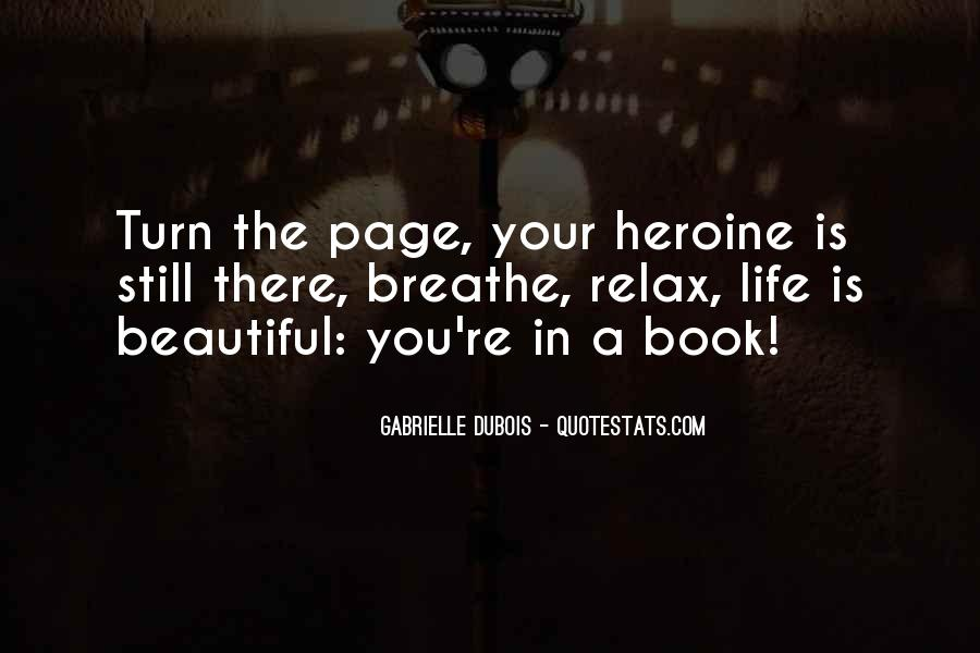 Turn The Page Quotes #1171812
