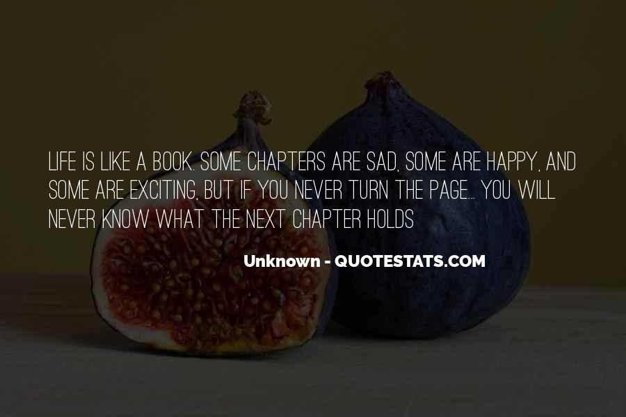Turn The Page Quotes #1221422