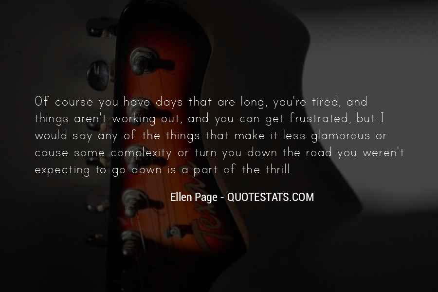 Turn The Page Quotes #1268112