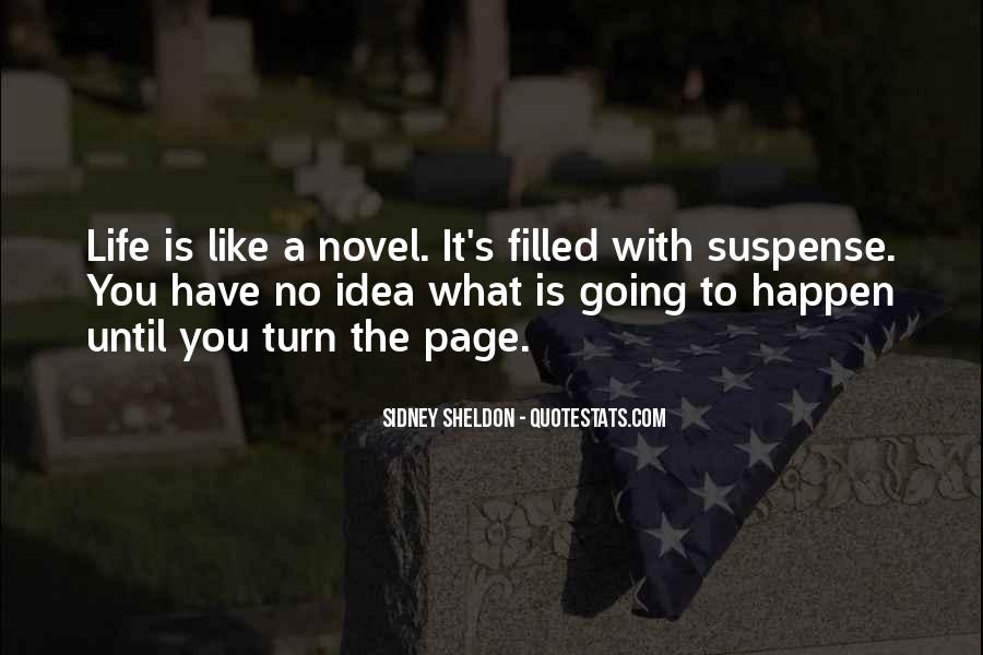 Turn The Page Quotes #1368450