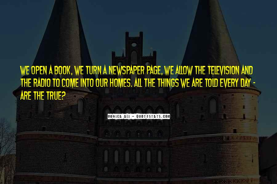 Turn The Page Quotes #1408495