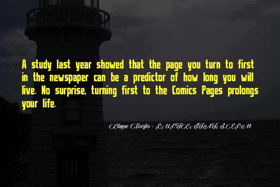 Turn The Page Quotes #1410987
