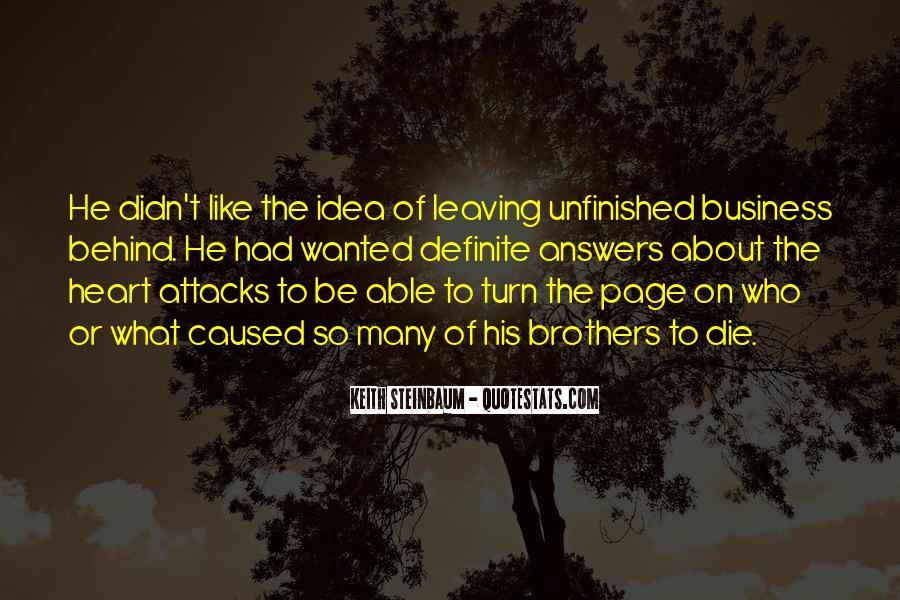 Turn The Page Quotes #1467143