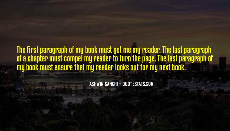 Turn The Page Quotes #240181