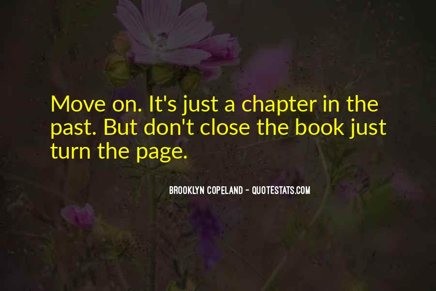 Turn The Page Quotes #275515