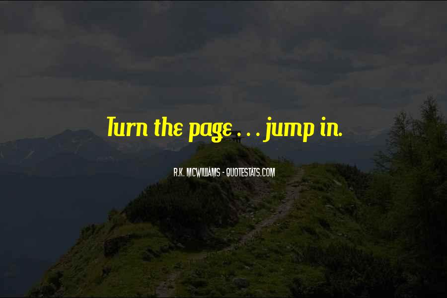 Turn The Page Quotes #346761
