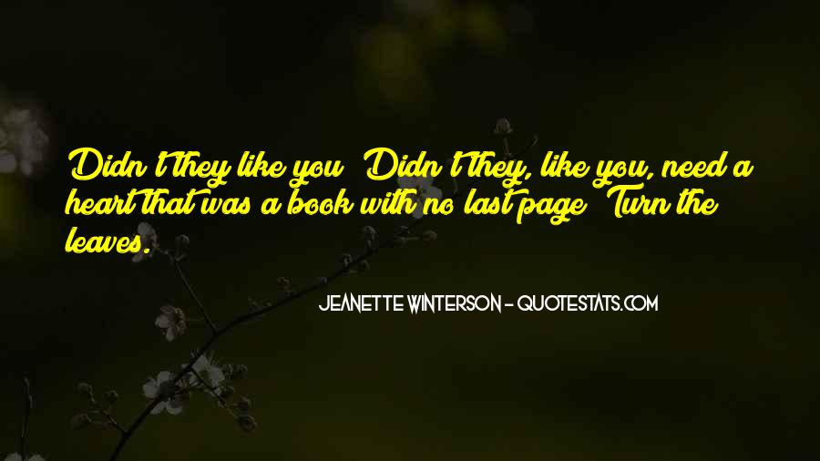 Turn The Page Quotes #427039