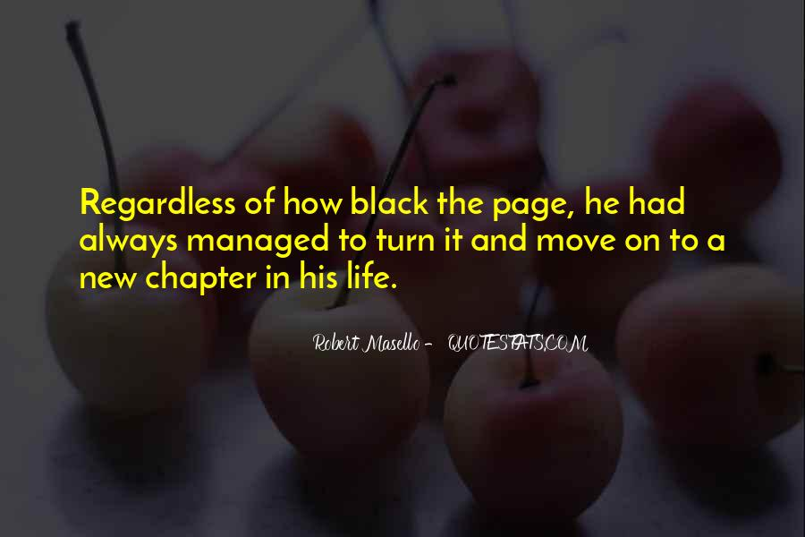 Turn The Page Quotes #453455