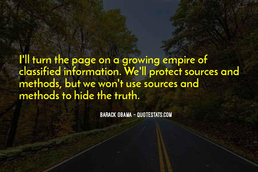 Turn The Page Quotes #512639