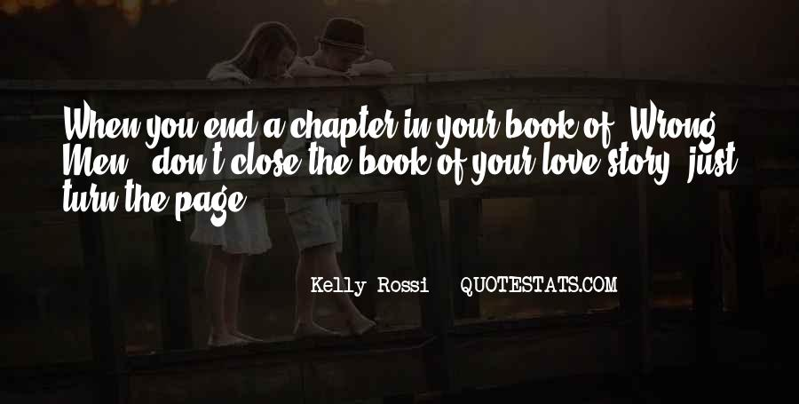 Turn The Page Quotes #532966