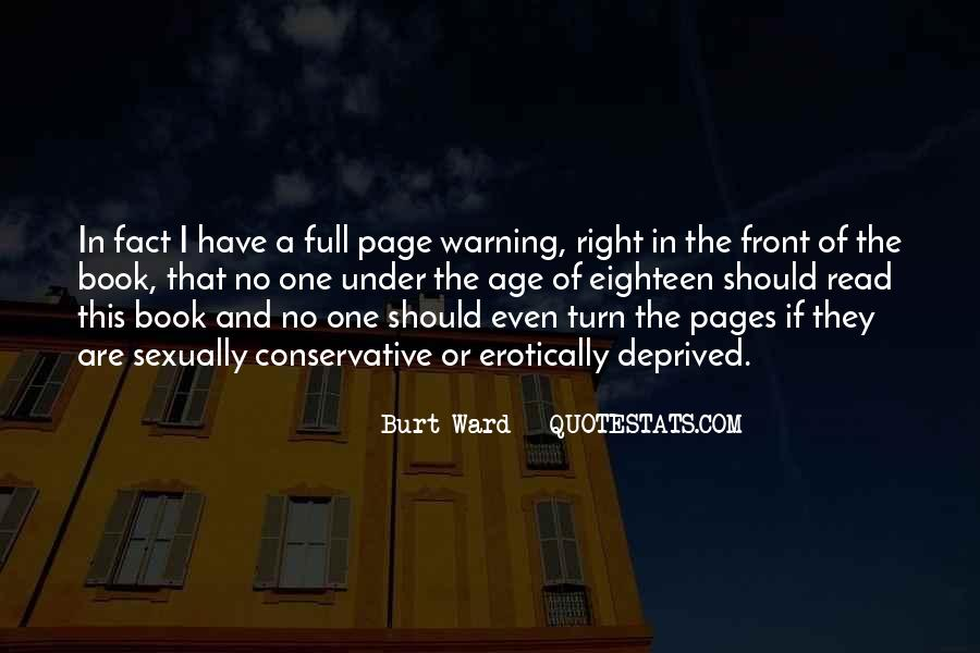 Turn The Page Quotes #608094