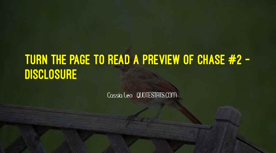 Turn The Page Quotes #676903